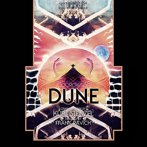 Alliance Kurt Stenzel - Jodorowsky's Dune (Original Motion Picture Soundtrack) thumbnail