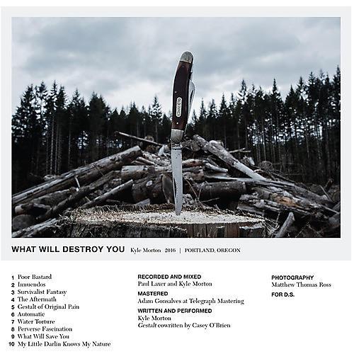 Alliance Kyle Morton - What Will Destroy You thumbnail