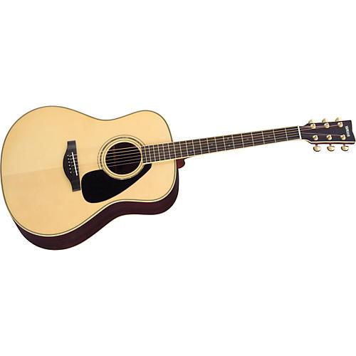 Yamaha L Series LL16 Dreadnought Acoustic Guitar with Case-thumbnail