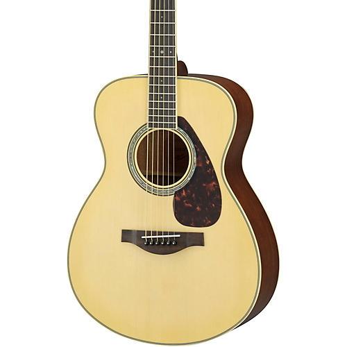 Yamaha L Series LS6M A.R.E. Acoustic-Electric Guitar thumbnail