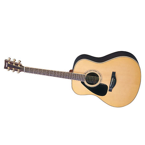 Yamaha L Series Left-Handed Dreadnought Acoustic Guitar with Case-thumbnail