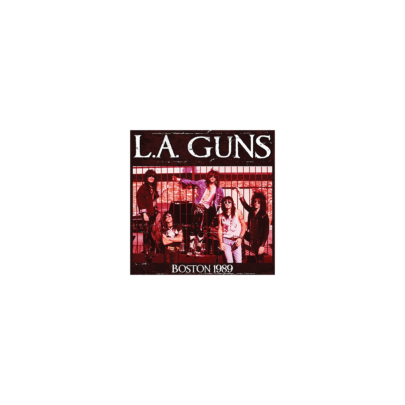 Alliance L.A. Guns - Boston 1989 thumbnail