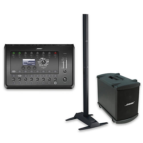 Bose L1 Model 1S System with B1 Bass Module and T8S Audio Engine thumbnail
