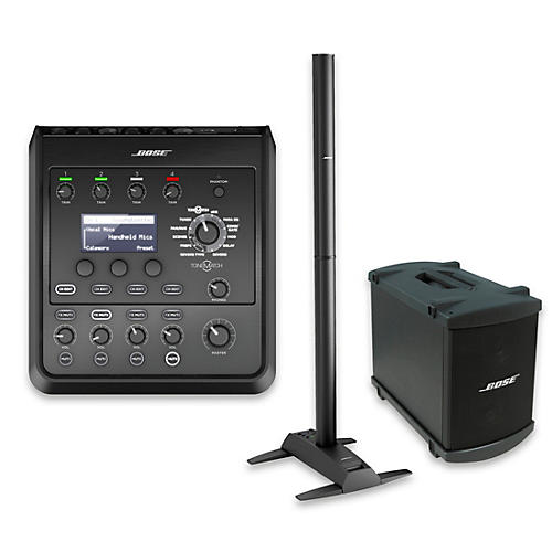 Bose L1 Model II System with Dual B1 Bass Modules and T4S Audio Engine thumbnail