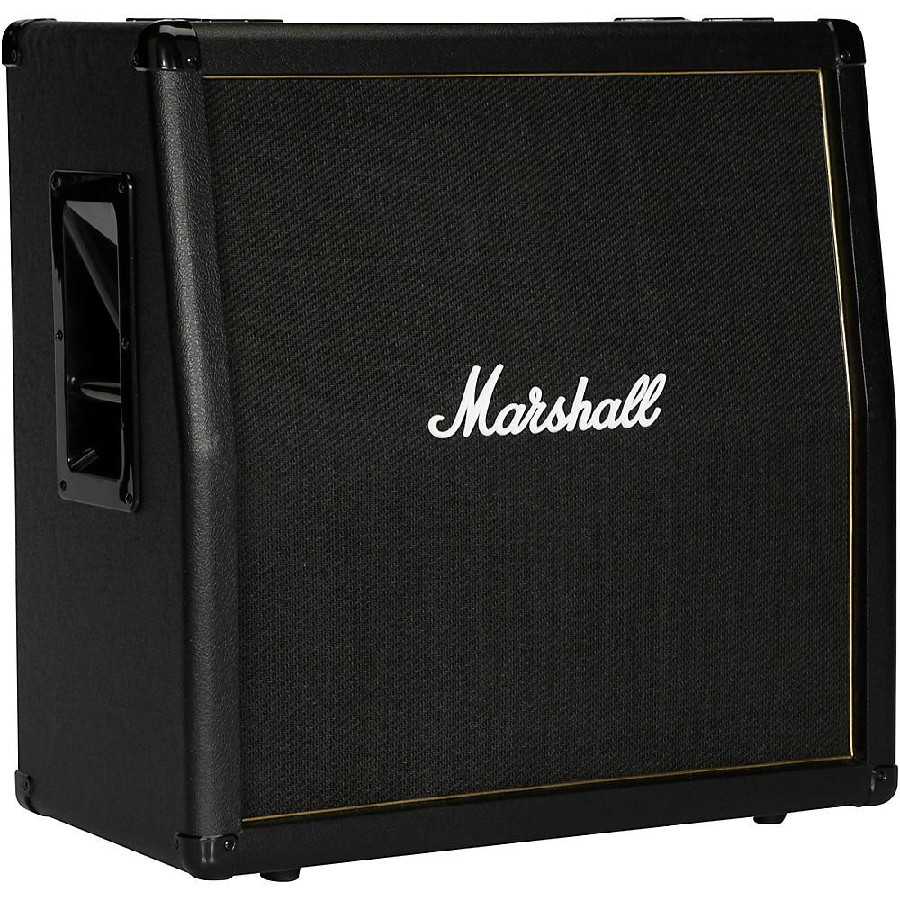 marshall mg412ag 120w 4x12 angled guitar speaker cabinet 5030463476246 ebay. Black Bedroom Furniture Sets. Home Design Ideas