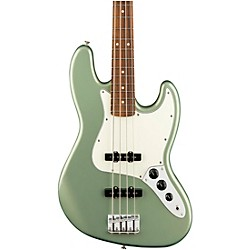 Fender Player Jazz Bass Pau Ferro Fingerboard Sage Green Metallic