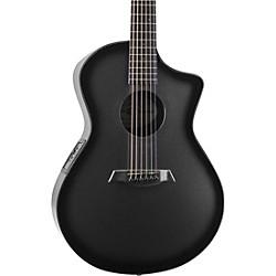 Composite Acoustics OX Charcoal Acoustic-Electric Guitar Charcoal