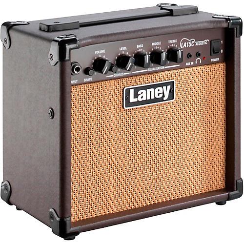 Laney LA15C 15W 2x5 Acoustic Combo Amp thumbnail