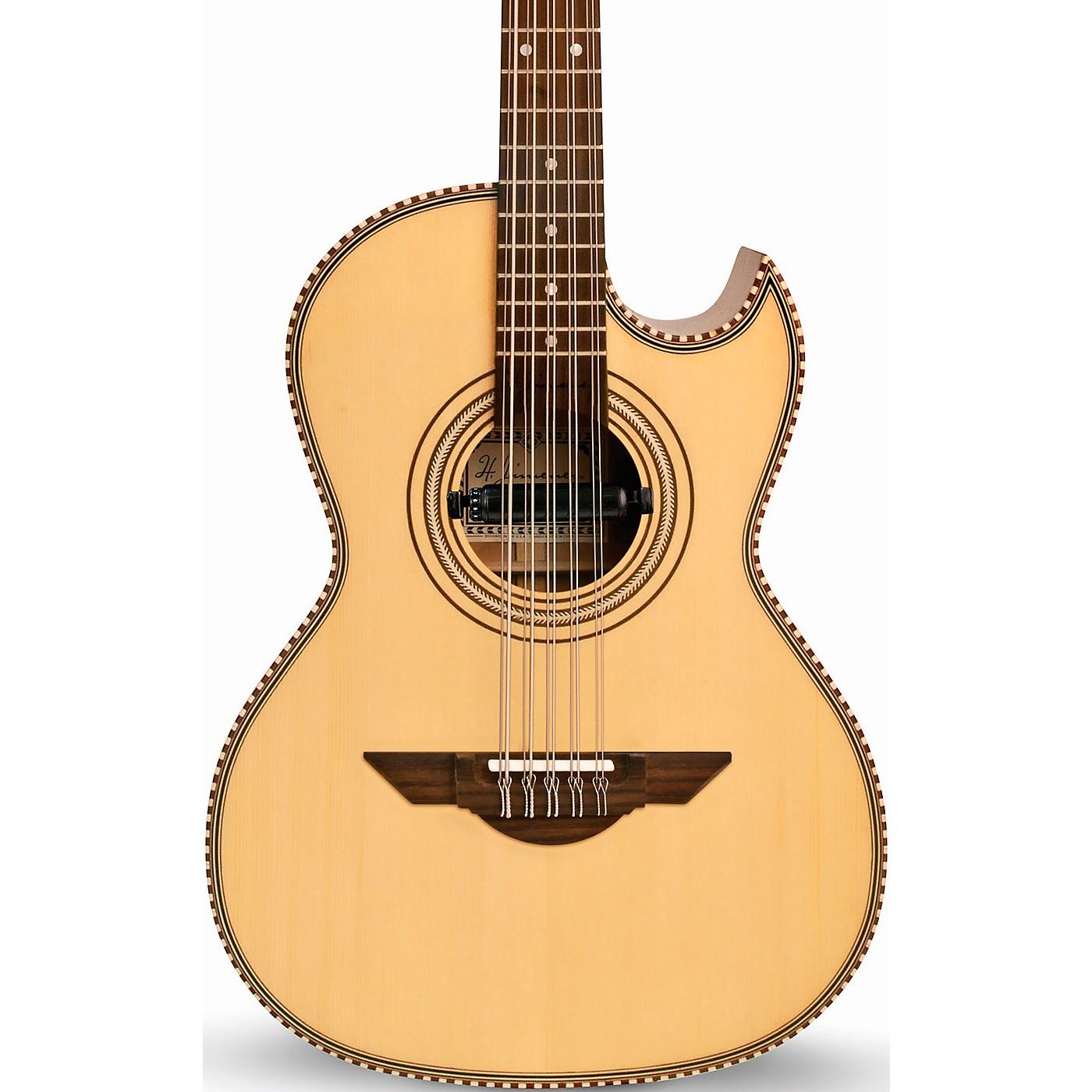 H. Jimenez LBQ1E Bajo Quinto El Estandar Series Acoustic-Electric thumbnail