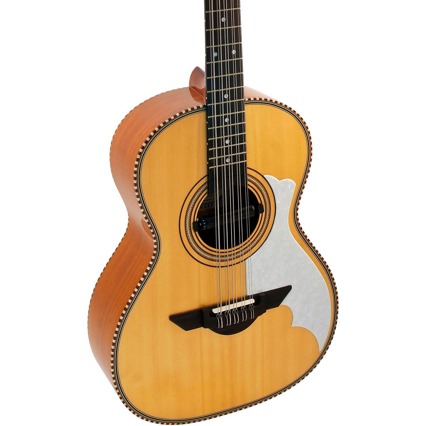 H. Jimenez LBQ2NCE Bajo Quinto El Musico Series Non-Cutaway Acoustic-Electric thumbnail