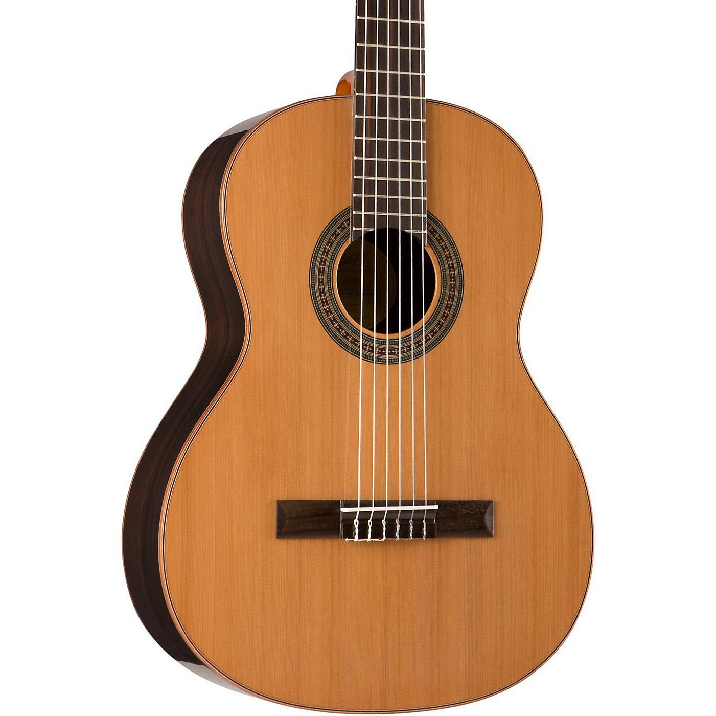 Lucero LC200S Solid-Top Classical Acoustic Guitar thumbnail