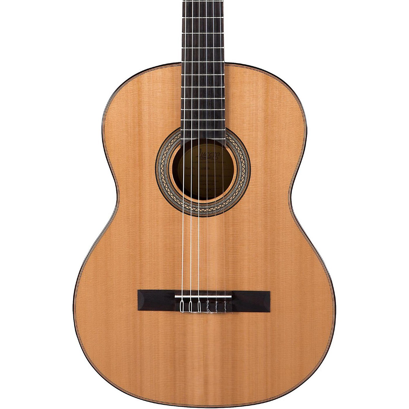 Lucero LC230S Exotic wood Classical Guitar thumbnail