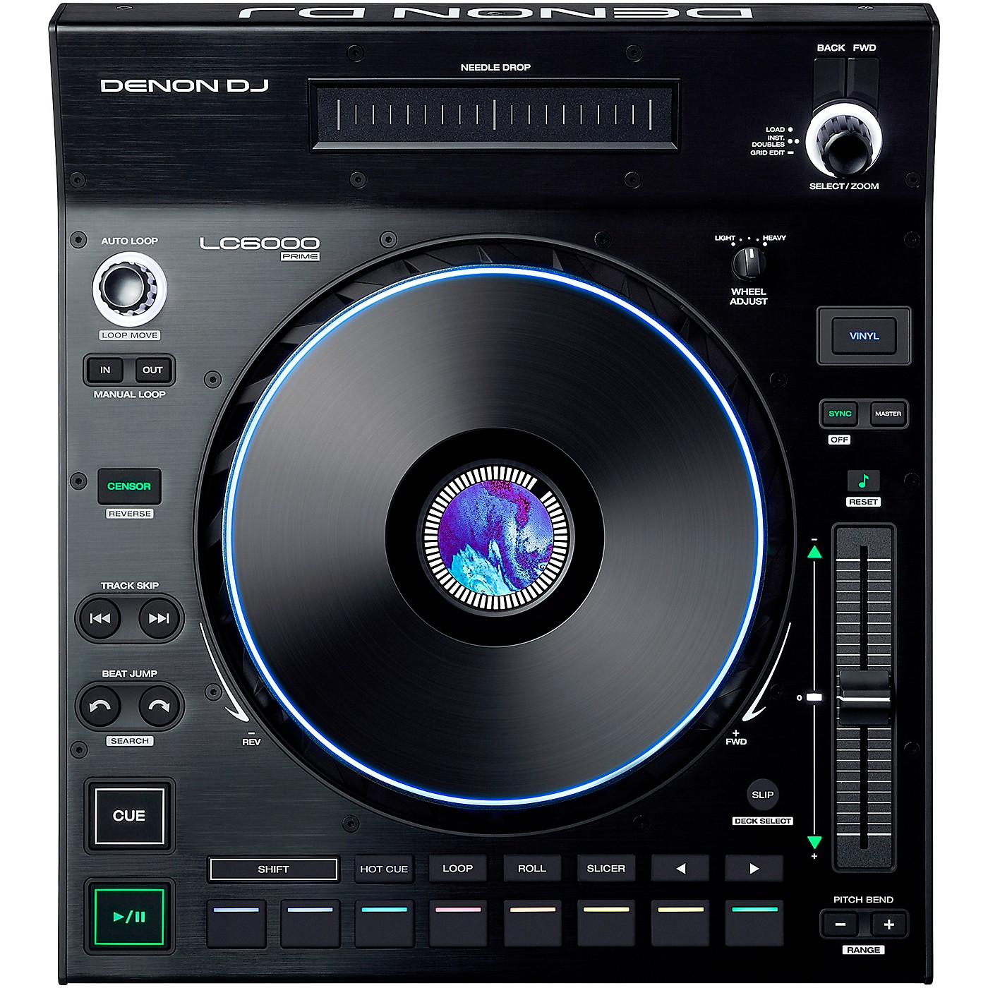 Denon DJ LC6000 Prime Performance Expansion DJ Controller thumbnail