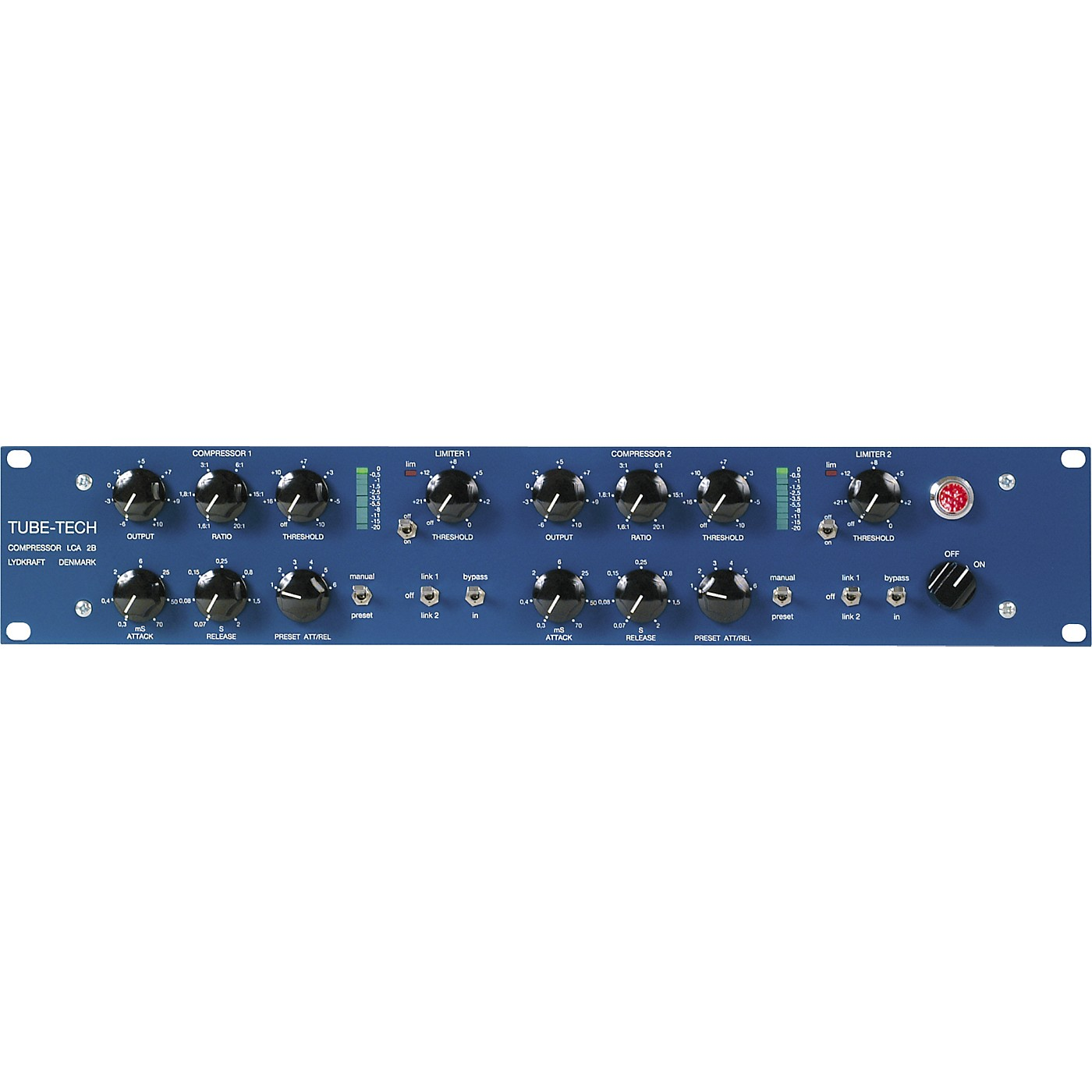 Tube-Tech LCA 2B 2-Channel Compressor and Limiter thumbnail
