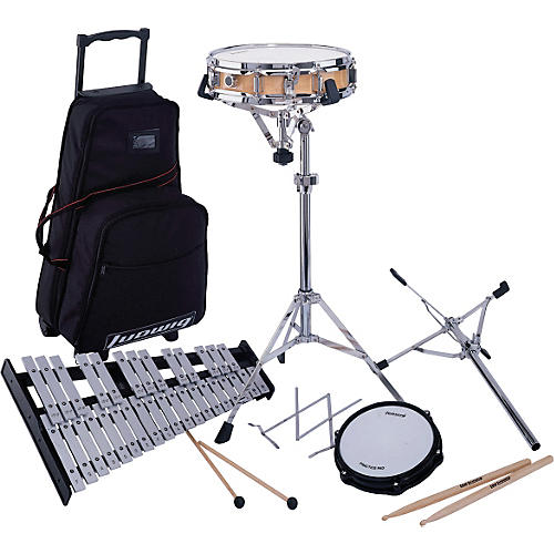 Ludwig LE2482R Percussion Learning Center Combo Kit thumbnail