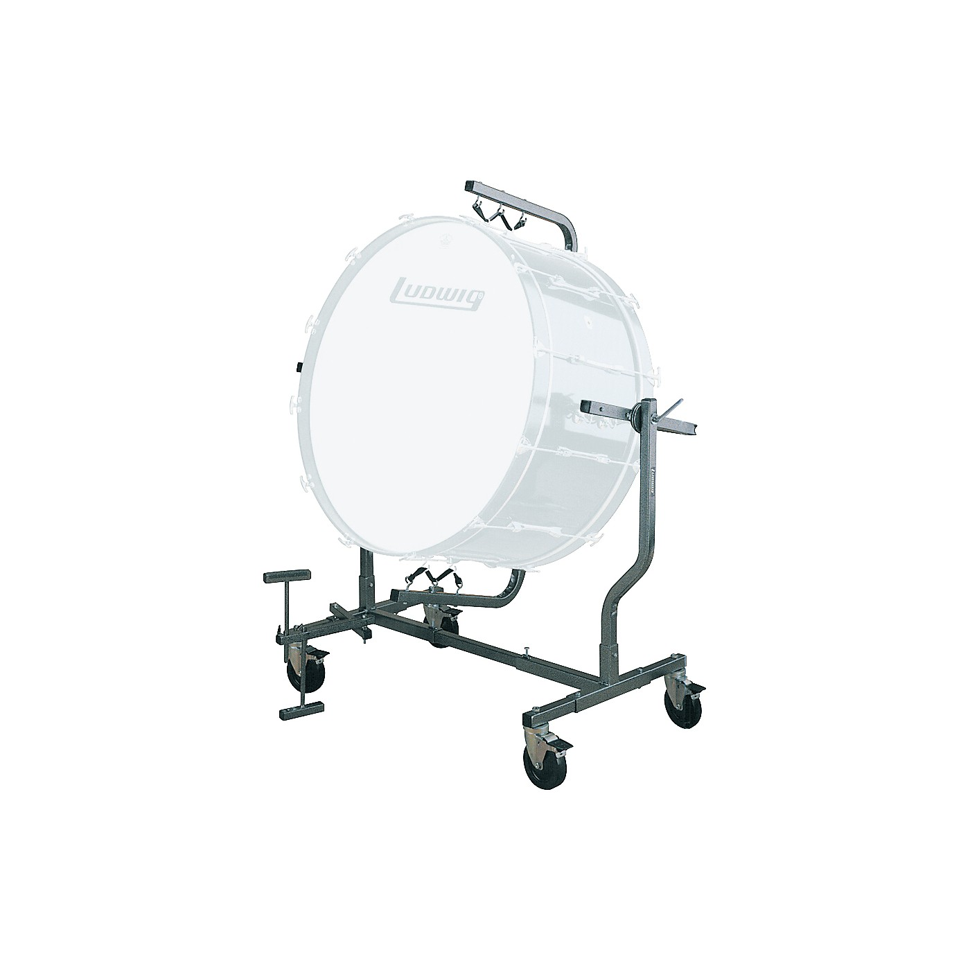 Ludwig LE788 SUSPENDED BASS DRUM STAND thumbnail