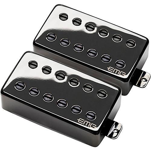 EMG LF-DMF Set- Lars Frederiksen Signature Passive Pickup Set for Electric Guitar thumbnail
