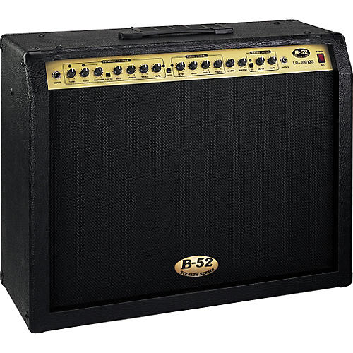 B-52 LG-10012S 100W Stereo 2x12 Solid State Guitar Combo thumbnail