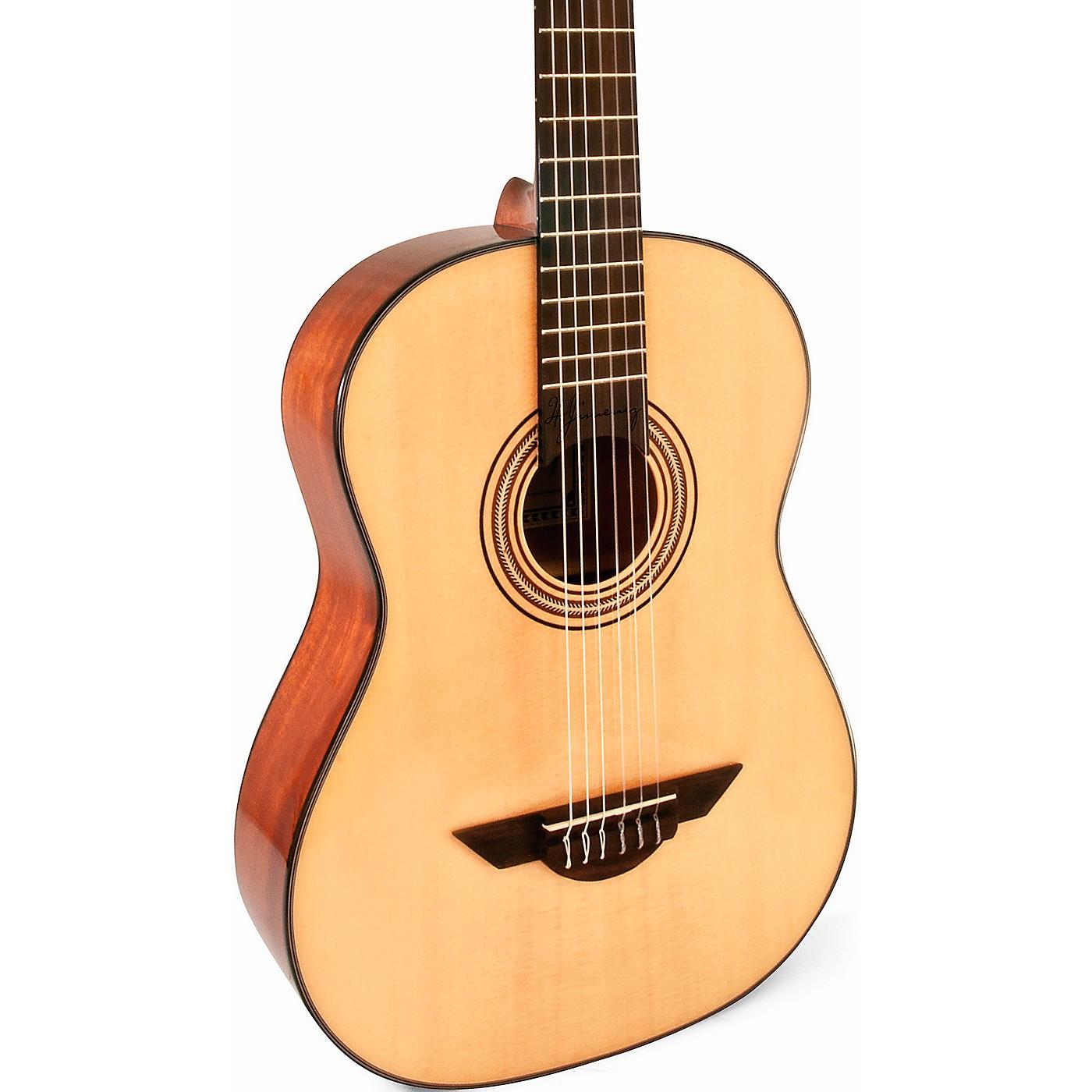 H. Jimenez LG Voz Fuerte Nylon-String with Spruce Top Acoustic Guitar thumbnail
