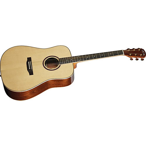 Great Divide LGD-18-G Dreadnought Spruce Top Acoustic Guitar-thumbnail