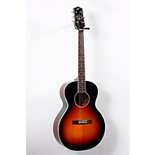 The Loar LH-200 Small Body Acoustic-Electric  Guitar
