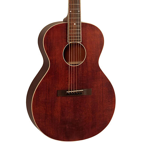 The Loar LH 204 BROWNSTONE SMALL BODY ACOUSTIC GUITAR thumbnail