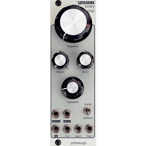 Pittsburgh Modular Synthesizers LIFEFORMS BINARY FILTER thumbnail