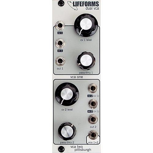 Pittsburgh Modular Synthesizers LIFEFORMS DUAL VCA thumbnail