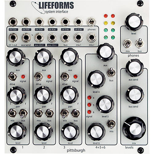 Pittsburgh Modular Synthesizers LIFEFORMS SYSTEM INTERFACE thumbnail