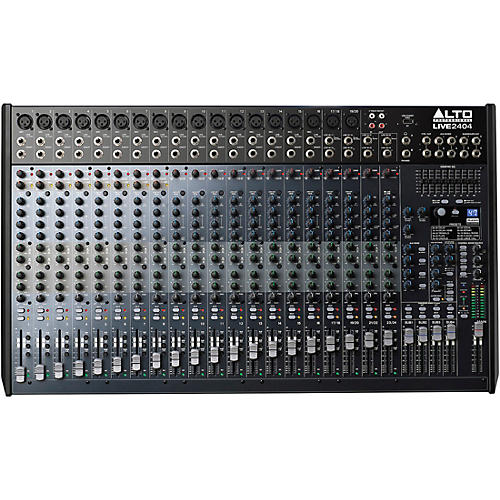 Alto LIVE 2404 24-Channel 4-Bus Mixer thumbnail