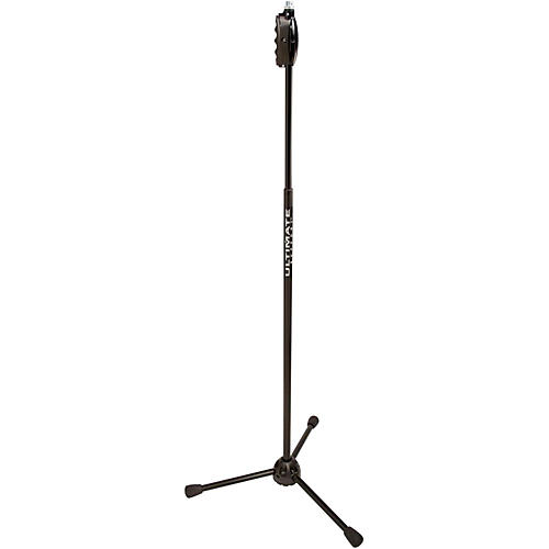 Ultimate Support LIVE-T Tripod Microphone Stand with 1-Hand Height Adjustment-thumbnail