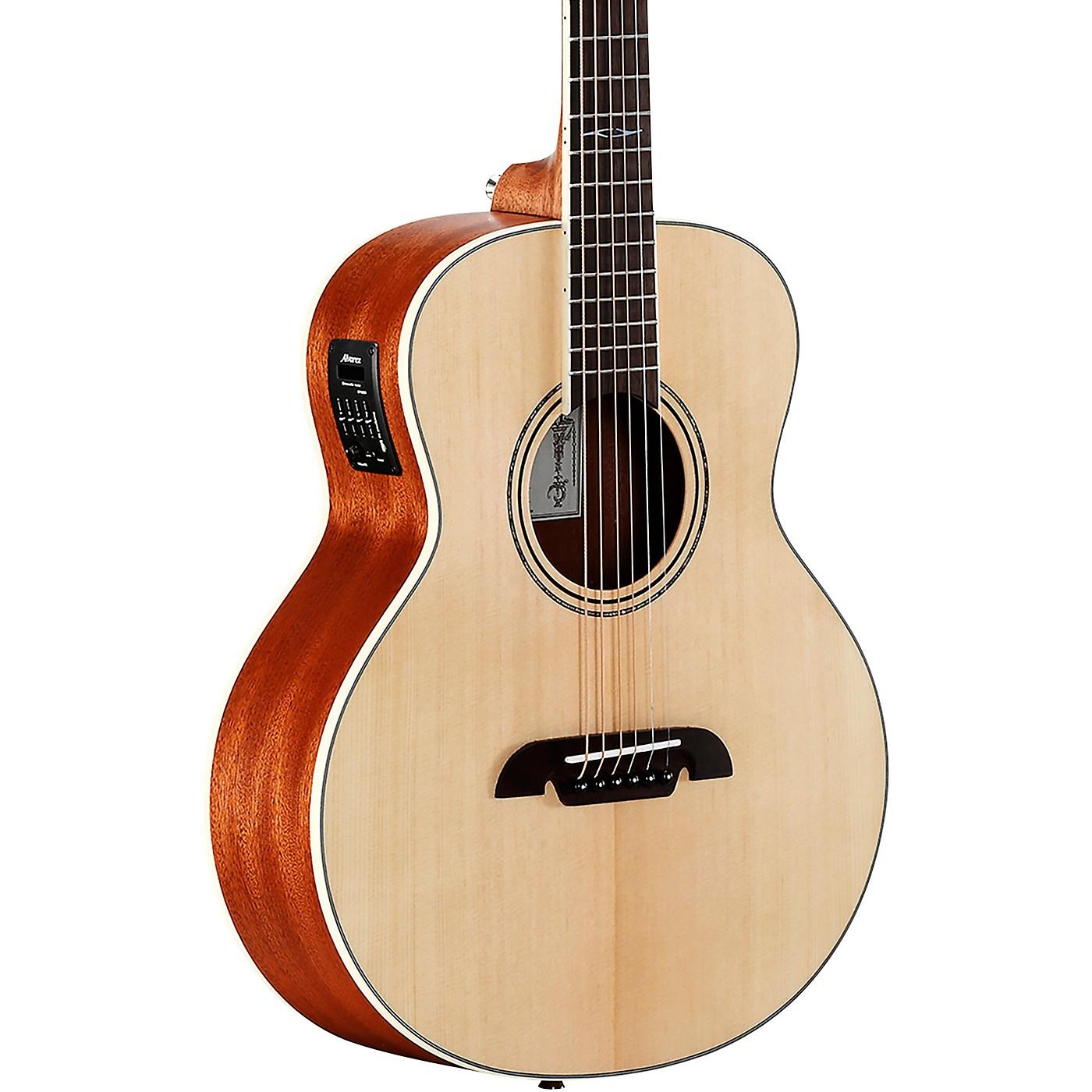 Alvarez LJ2E Travel Acoustic-Electric Guitar thumbnail