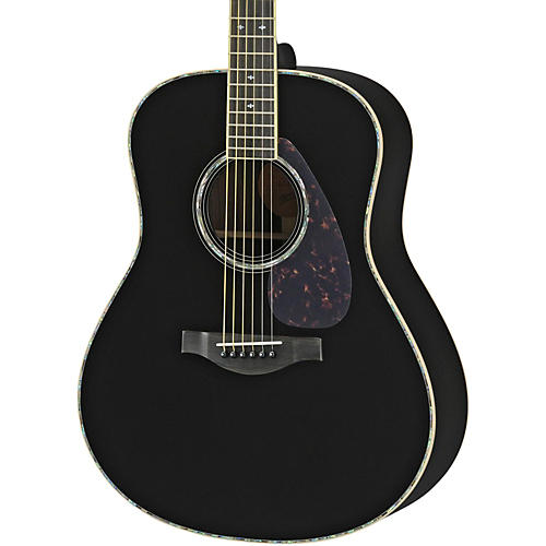 Yamaha LL16DR L Series Solid Rosewood/Spruce Dreadnought Acoustic-Electric Guitar thumbnail