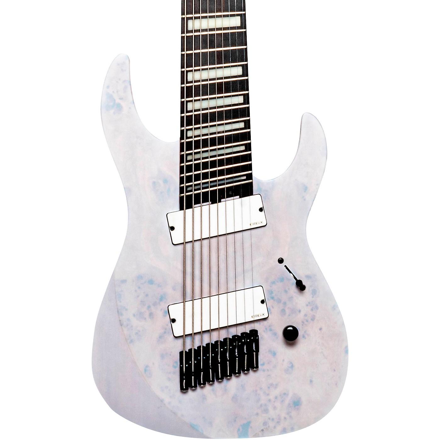 Legator LM-9 Lucas Mann Ninja 9-string Multi-Scale Signature Electric Guitar thumbnail