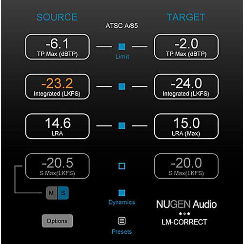 NuGen Audio LM-Correct 2 with DynApt Ext thumbnail