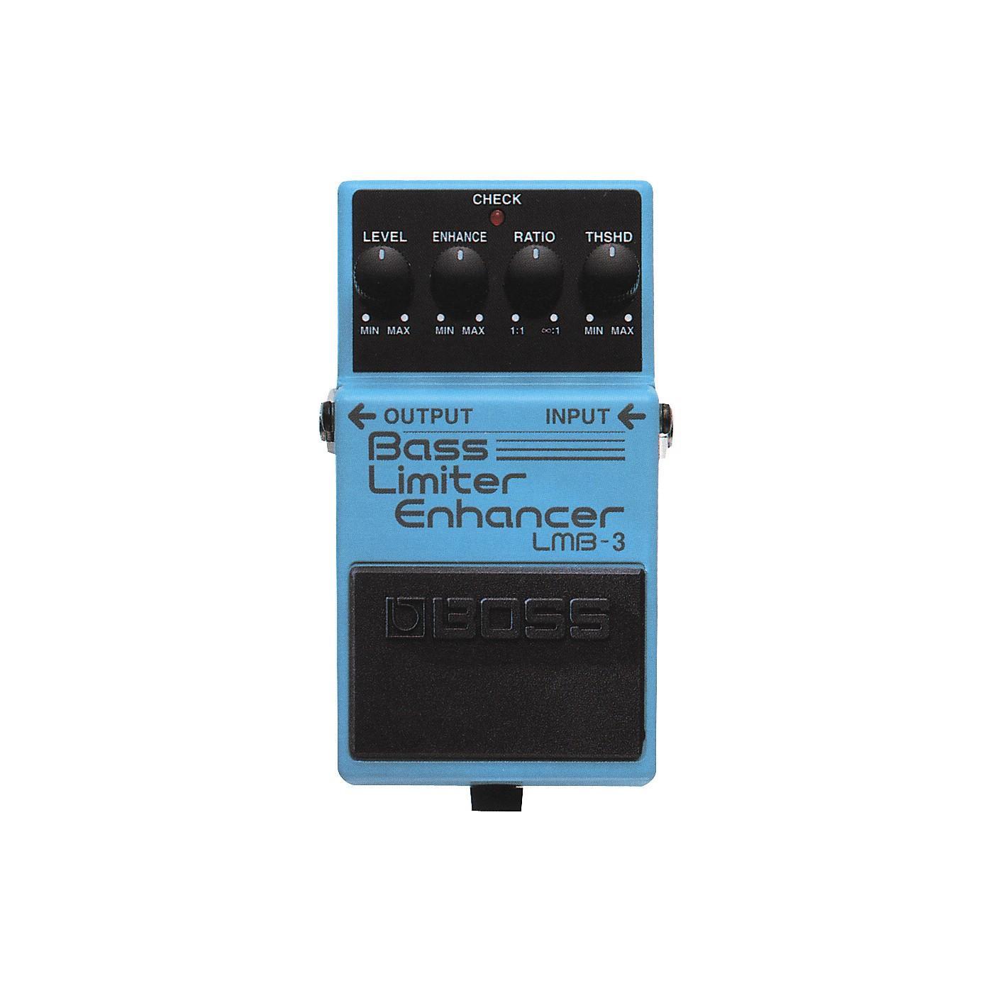 Boss LMB-3 Bass Limiter Enhancer thumbnail