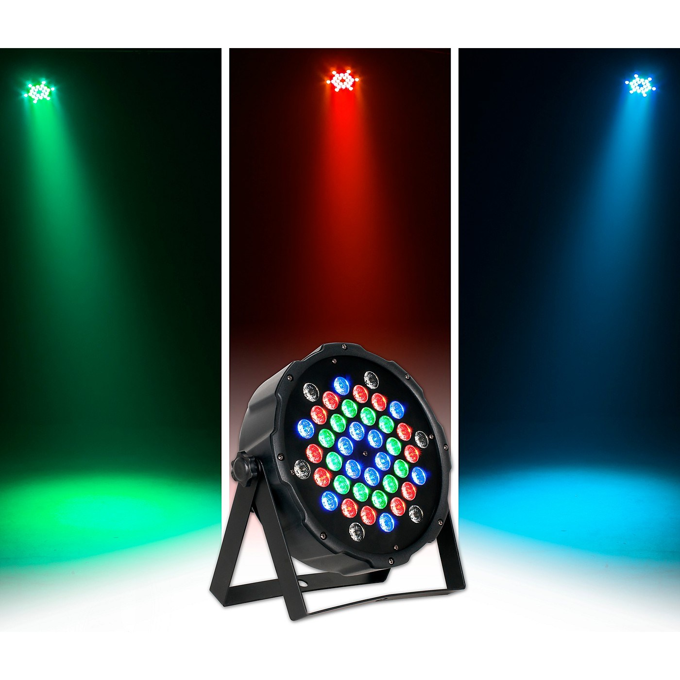 Eliminator Lighting LP 42 RGBW LED PAR Wash Light thumbnail