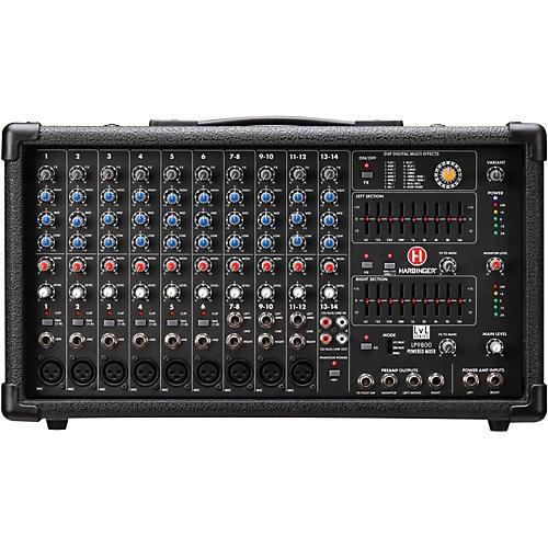 Harbinger LP9800 Powered Mixer thumbnail