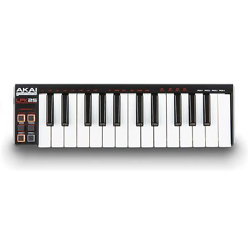 Akai Professional LPK25 Laptop Performance Keyboard-thumbnail