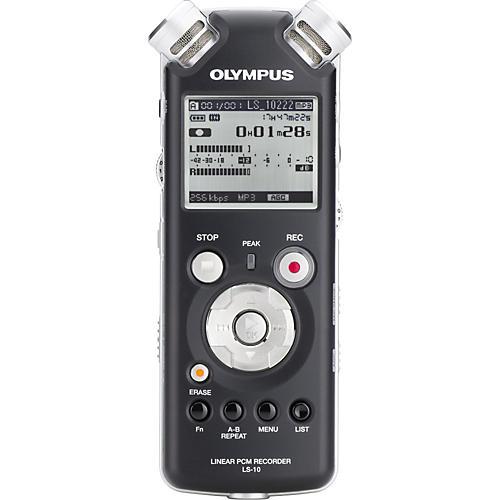 Olympus LS-10S Handheld Recorder thumbnail