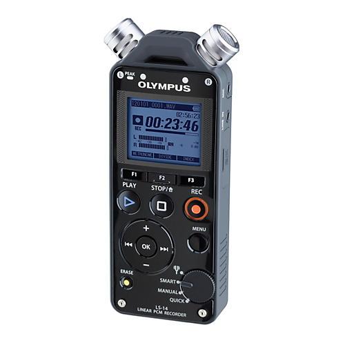 Olympus LS-14 Linear PCM Recorder thumbnail