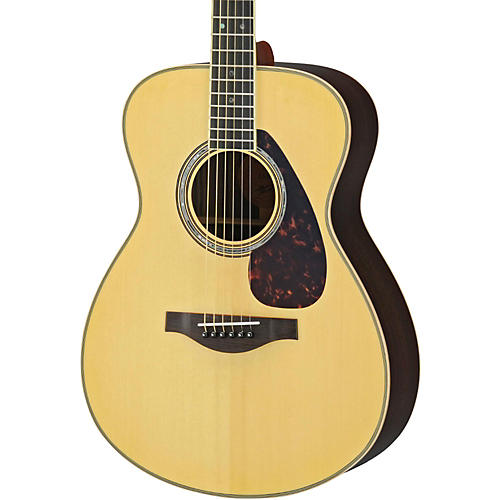 Yamaha LS16R L Series Solid Rosewood/Spruce Concert Acoustic-Electric Guitar thumbnail