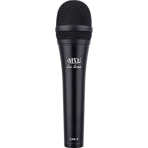 MXL LSM-3 Live Series Dynamic Microphone thumbnail