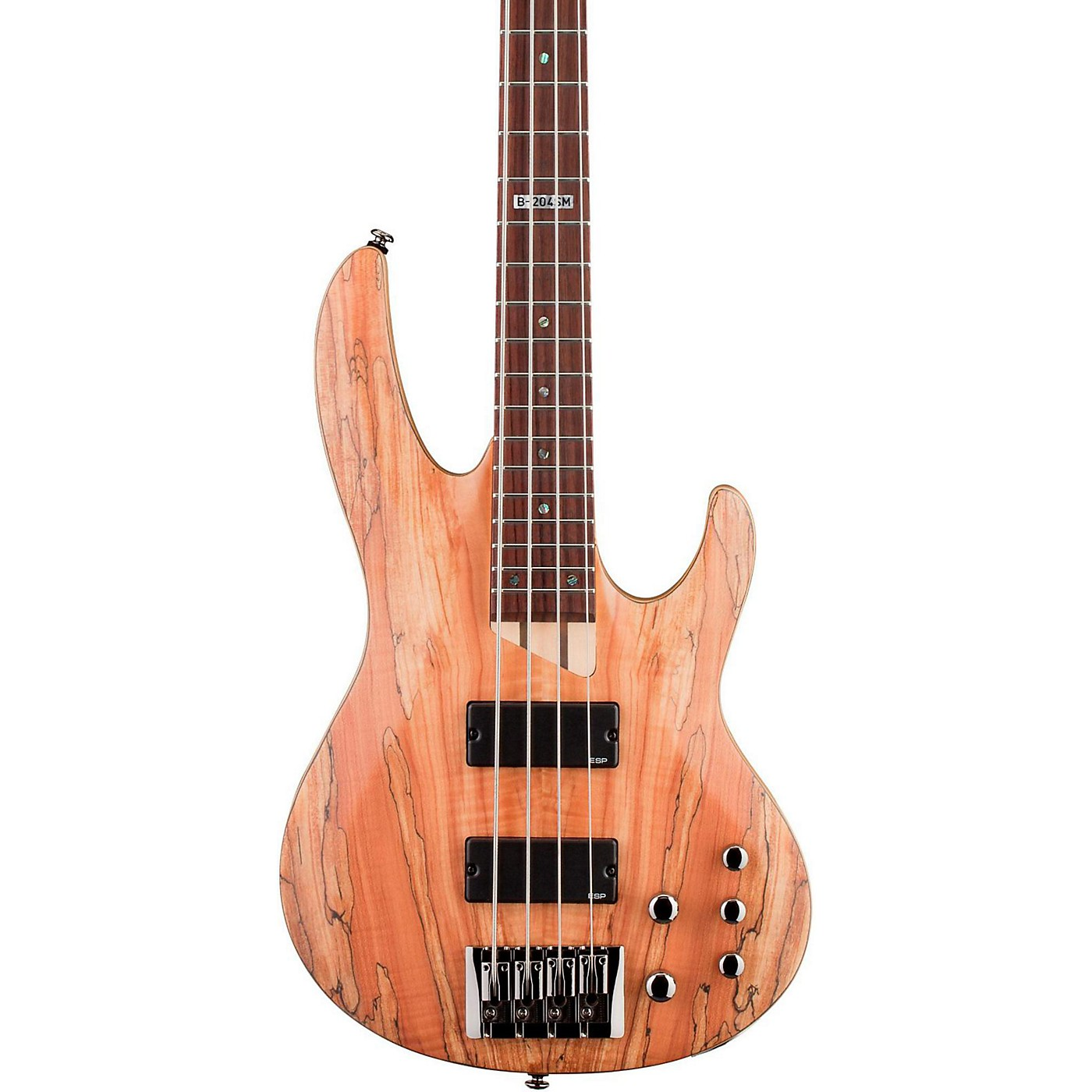 ESP LTD B-204SM Electric Bass Guitar thumbnail