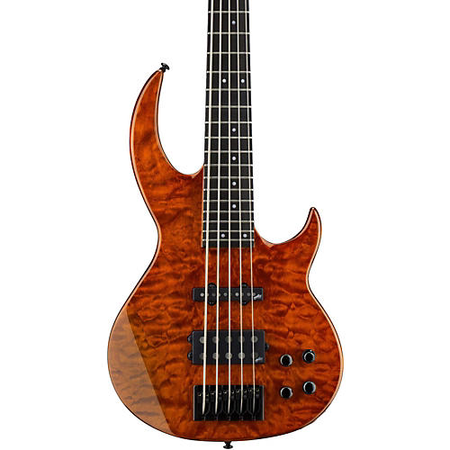 ESP LTD BB-1005/QM Electric Guitar thumbnail