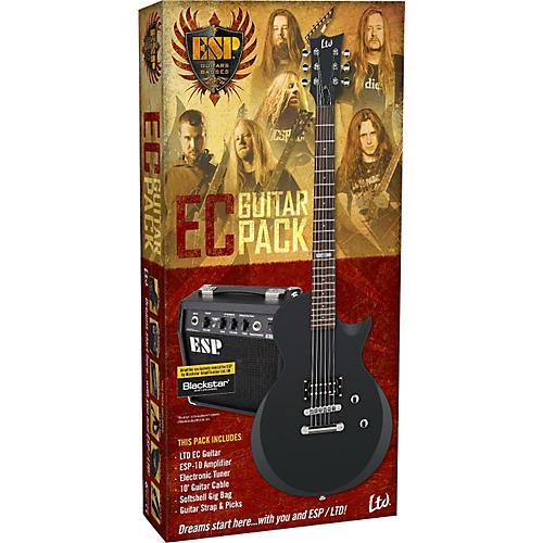 ESP LTD EC Electric Guitar Value Package thumbnail