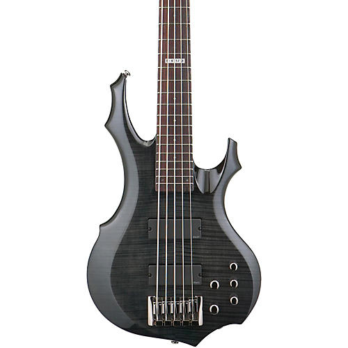 ESP LTD F-415FM Flame Maple 5-String Electric Bass Guitar thumbnail