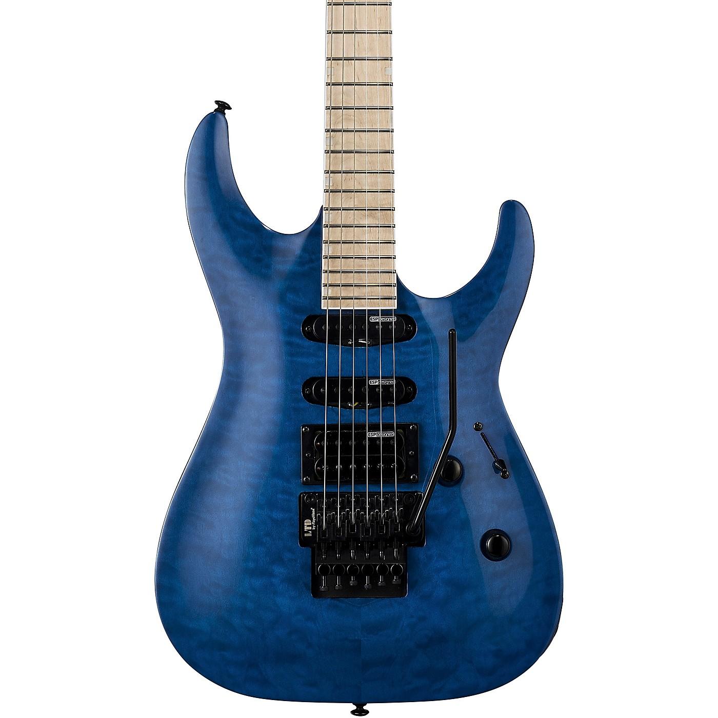 ESP LTD MH-203QM Electric Guitar thumbnail