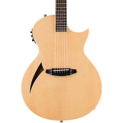ESP LTD TL-6 Thinline Acoustic-Electric Guitar thumbnail