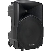 "American Audio LTX15BT 15"" Powered Speaker with Built-In Media Player"